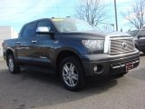 2011 Magnetic Gray Metallic Toyota Tundra Limited CrewMax 4x4 #76332456
