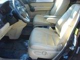 2010 Honda CR-V EX-L Ivory Interior