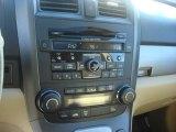 2010 Honda CR-V EX-L Controls
