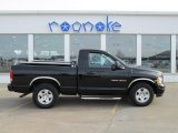 2004 Black Dodge Ram 1500 SLT Regular Cab #76332703