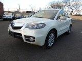 2010 White Diamond Pearl Acura RDX SH-AWD #76333131
