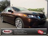 2013 Tiger Eye Pearl Honda Accord LX-S Coupe #76332429