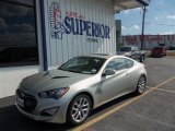 2013 Platinum Metallic Hyundai Genesis Coupe 3.8 Grand Touring #76332542