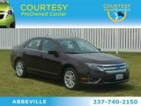 2011 Bordeaux Reserve Metallic Ford Fusion SEL V6 #76333119