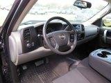 2010 Chevrolet Silverado 1500 LS Extended Cab Dark Titanium Interior