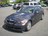2006 Sparkling Graphite Metallic BMW 3 Series 325xi Sedan #7635011