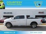 2011 Bright White Dodge Ram 1500 Sport Quad Cab #76333112
