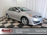 2013 Classic Silver Metallic Toyota Camry SE #76332981