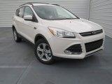 2013 White Platinum Metallic Tri-Coat Ford Escape SE 1.6L EcoBoost #76332814