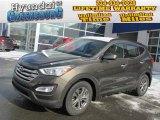 2013 Cabo Bronze Hyundai Santa Fe Sport AWD #76332394