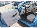 2012 Nissan LEAF Interiors