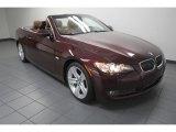 2009 Barbara Red Metallic BMW 3 Series 335i Convertible #76332951