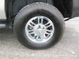 2009 Hummer H3 T Wheel