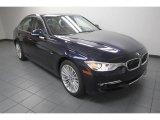 2013 Imperial Blue Metallic BMW 3 Series 335i Sedan #76389324
