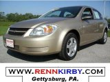 2007 Sandstone Metallic Chevrolet Cobalt LS Sedan #7636604