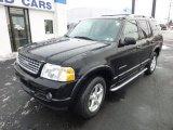 2003 Black Ford Explorer XLS 4x4 #76389564