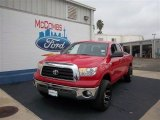 2008 Radiant Red Toyota Tundra SR5 Double Cab #76389057