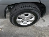 Mazda Tribute 2001 Wheels and Tires