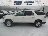 2013 Summit White GMC Acadia SLE AWD #76389160