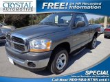 2006 Mineral Gray Metallic Dodge Ram 1500 ST Regular Cab 4x4 #76389424