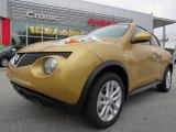 2013 Atomic Gold Nissan Juke SV #76389286