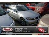 2006 Titanium Silver Metallic BMW 3 Series 325xi Wagon #76388902