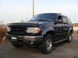 2001 Deep Wedgewood Blue Metallic Ford Explorer XLT 4x4 #7635108