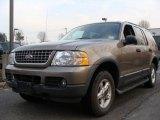 2003 Mineral Grey Metallic Ford Explorer XLT 4x4 #7635104
