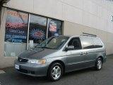 2001 Granite Green Honda Odyssey EX #76389516