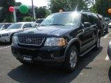 2003 Black Ford Explorer XLT 4x4 #7635107