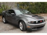2011 Sterling Gray Metallic Ford Mustang GT Premium Coupe #76388685