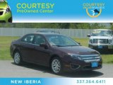 2011 Bordeaux Reserve Metallic Ford Fusion SEL V6 #76389501