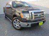 2010 Tuxedo Black Ford F150 Lariat SuperCrew #76389261