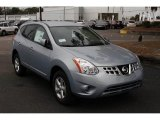 2013 Frosted Steel Nissan Rogue S #76388519