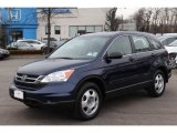 2010 Royal Blue Pearl Honda CR-V LX AWD #76389492