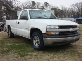 2002 Chevrolet Silverado 1500 Summit White