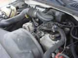 2002 Chevrolet Silverado 1500 Work Truck Regular Cab 4.3 Liter OHV 12 Valve Vortec V6 Engine