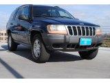2002 Patriot Blue Pearlcoat Jeep Grand Cherokee Laredo #76434261