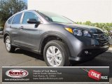 2013 Polished Metal Metallic Honda CR-V EX-L #76434115