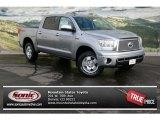 2013 Silver Sky Metallic Toyota Tundra Limited CrewMax 4x4 #76434103