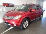 2006 Sunset Red Pearl Metallic Nissan Murano SL #76434309