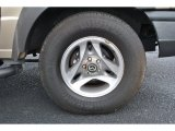 Mazda B-Series Truck 2001 Wheels and Tires