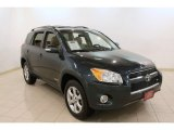 2010 Black Forest Pearl Toyota RAV4 Limited V6 4WD #76456697