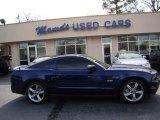 2011 Kona Blue Metallic Ford Mustang GT Premium Coupe #76456599