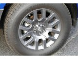 Nissan Frontier 2012 Wheels and Tires