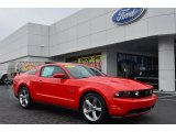 2011 Race Red Ford Mustang GT Premium Coupe #76456493