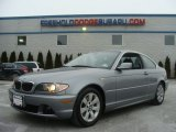 2006 Silver Grey Metallic BMW 3 Series 325i Coupe #76456775