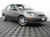 2004 Liquid Grey Metallic Ford Focus ZTS Sedan #76456679