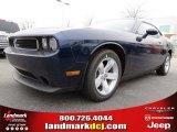 2013 Jazz Blue Pearl Dodge Challenger SXT #76456471