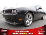 2013 Pitch Black Dodge Challenger R/T #76456469